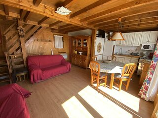CHALET 6 couchages LES ANGLES