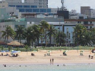 Flat Aconchegante na Praia de Tambau