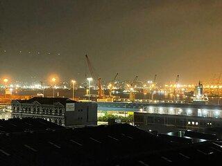 Durban harbour view apartment