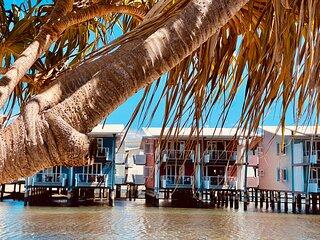 LAGOON VIEW - STUDIO APARTMENT – COURAN COVE - THE PERFECT ISLAND ESCAPE AWAITS