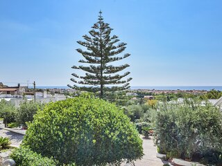 Beautiful apartment in Tortora with WiFi and 2 Bedrooms (IKK619)