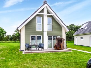 Awesome home in Busum with Sauna, WiFi and 3 Bedrooms (DSL017)
