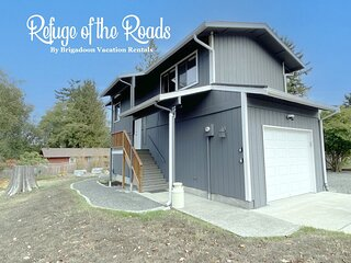 NEW! Refuge of the Roads: Family friendly house!
