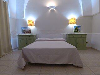 La Volta, ampia ed accogliente camera da letto e stanza colazione