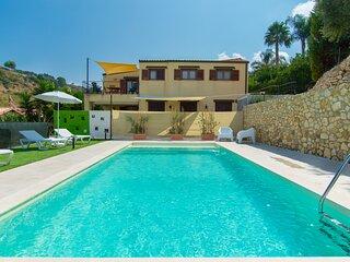 Terrazza Bella Vista - Private Pool - Garden - Wifi - 1 km dal mare