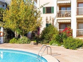 Voramar 2G - Nice apartment with communal pool in Port de Pollenca