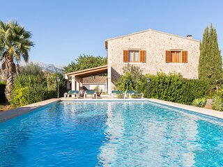 Can Tut - Beautiful villa with pool and garden in Campanet