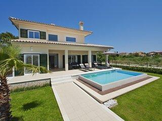 Villa Mar I - Spectacular villa with pool and garden in Alcúdia