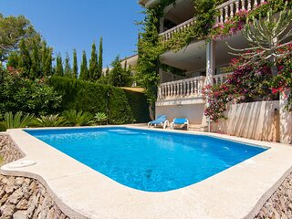 Can Soler - Beautiful chalet with private pool in Alcanada