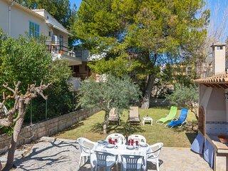 Villa Vallespir - Beautiful villa with garden 200 meters away from the beach