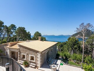 Formentor - Spectacular luxury villa with sea views in Formentor