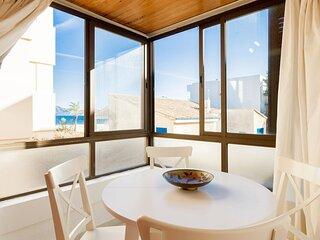 Tamarells - Beautiful apartment with sea views in Port de Pollenca