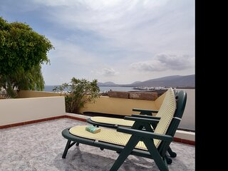 Apartment La Lapa with Sea Views Punta Mujeres