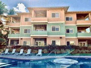 Beachfront Oceanview, 2 bedroom 2 bath, Sleeps 6