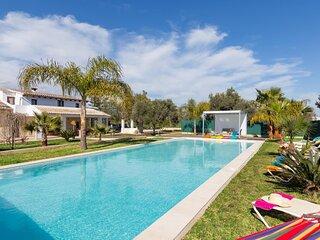 Finca den Joan - Spectacular villa with pool in Inca