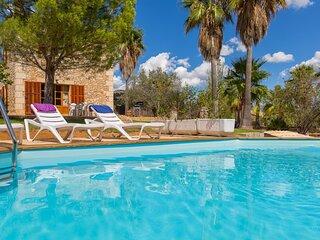 Banyols - Beautiful villa with pool in Alaro