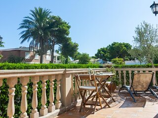 Casa Torrens - Beautiful villa 100 meters from the beach of Port d'Alcudia