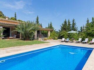 Cladera - Spectacular villa with pool in sa Pobla