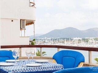 Apartamento Mantonia - Beautiful apartment with sea views in Port d'Alcudia