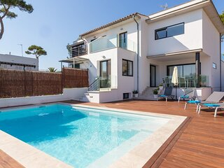 Casa Marian - Spectacular villa with pool in Can Picafort