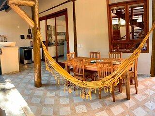 Incrivel casa com churrasq na Praia de Maresias/SP