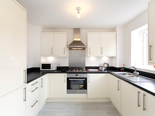 Lovely Two Bed House in Derbyshire near University