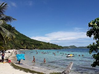 Location maison  bord de mer Martinique