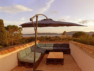 Grande Villa, Corse du Sud, Domaine privé de Cala Rossa