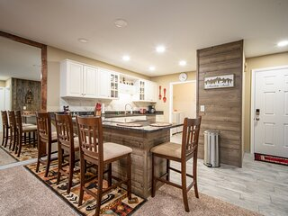 Lovely Golf Condo with Private, Covered Balcony