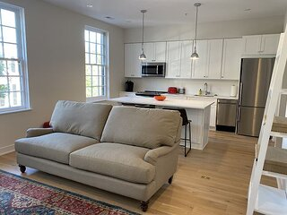 Georgetown, New Boutique Apt in Historic Bldg, 1BR 1BA, (2mo min)