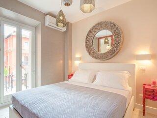 Chic Coliseum Romantic apartment