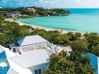TC Villas // Coccoloba Beach House // Comfy, cozy, right on the beach