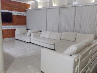 Apartamento Duplex Guarujá, Enseada a 350 metros da Praia