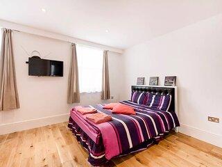 Capital Host Baker street / Regent's Park apartment, studio