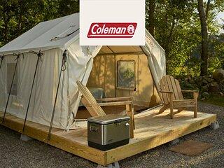 Tentrr Signature Site - Appalachian Trail Hilltop Hideaway - Coleman Cooking
