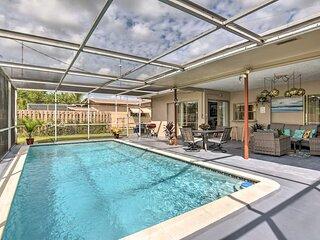 NEW! Miami Home w/ Private Oasis ~6 Mi to Beaches