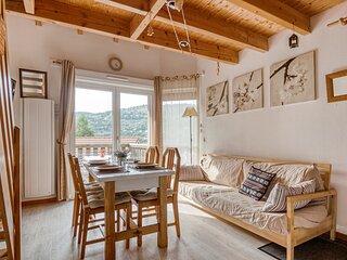 Le Lutin - Apt 2 chambres avec balcon