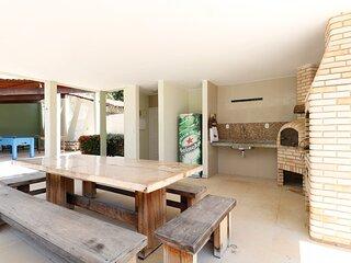 Casa aconchegante para 8 hóspedes na Barra de São Miguel