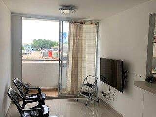 Apartamento cerca al aeropuerto
