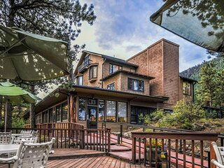Perfect for a Family Getaway! Minutes to Estes Park Museum, Rocky Mountain Hike