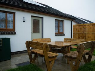 Pink Puffin Cottage - 2 Bedroom Bungalow - Templeton