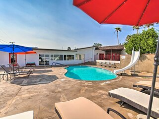 Airy Home w/ Pool, 12 Mi to Dtwn Palm Springs!