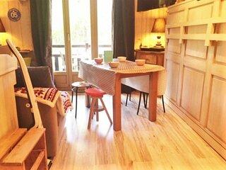 Appartement studio coin montagne 4 couchages RISOUL 1850