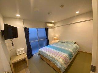 Shinjuku / Shibuya Neighborhood - 2 Bedroom Apartment in the Heart of Tokyo