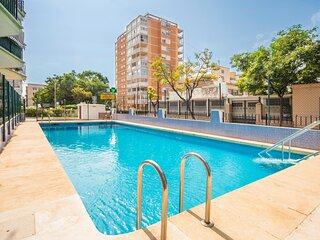 Stunning apartment in Benicàssim with Outdoor swimming pool and 2 Bedrooms (EBA