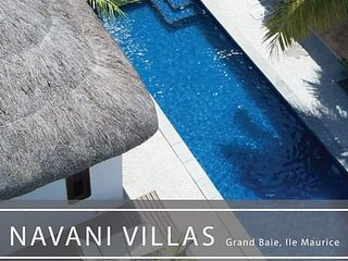 NAVANI VILLA - PRIVATE 3 bedroom villa located 500m away from the Beach