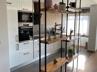 Lovely apartment for family and group of friends