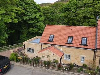 Little Beck Cottage is an opulent, boutique, holiday cottage.