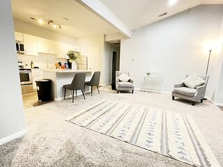 Stunning 2 Bed 2 Bath Apartment W Fireplace Pool