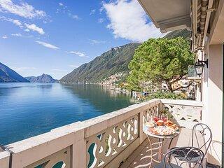 Lake Lugano 1 bedroom apartment